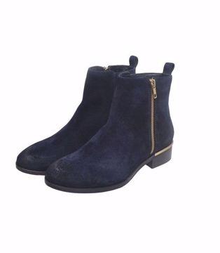 Ruskindsstøvle fra Copenhagen Shoes
