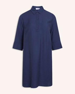 love and devine blå kjole