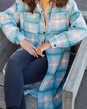 L&D Skjorte jakke