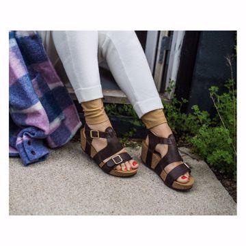 CS sandal plateau