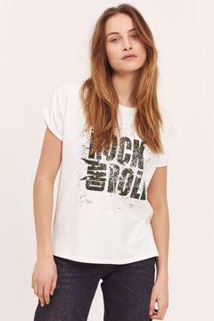 Kort pulz t-shirt